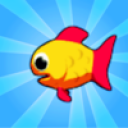 แอปเกมส์ PokeAquarium - Feed Fishes! Fight Aliens! - yuan liu