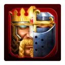 แอพเกมส์ Clash of Kings-สงครามราชา