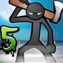 แอปเกมส์ Anger of stick 5 : zombie
