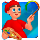 แอพเกมส์ Draw Online: Battle of Painters