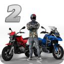 แอพเกมส์ Moto Traffic Race 2