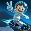 แอพเกมส์ Ski Safari 2