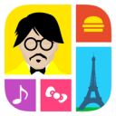 แอพเกมส์ Iconica ~ Word game & brain puzzles