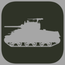 แอพเกมส์ Guess the World War II Tank
