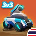 แอปเกมส์ Tank Raid Online Premium - เกมรถถังออนไลน์ 3D ฟรี