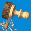 แอปเกมส์ Woodturning 3D