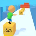 แอปเกมส์ Cube Surfer!